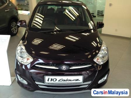 Pictures of Hyundai i10 Automatic 2014