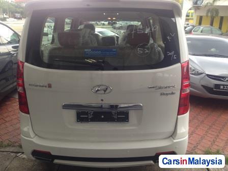 Hyundai Grand Starex Automatic in Selangor