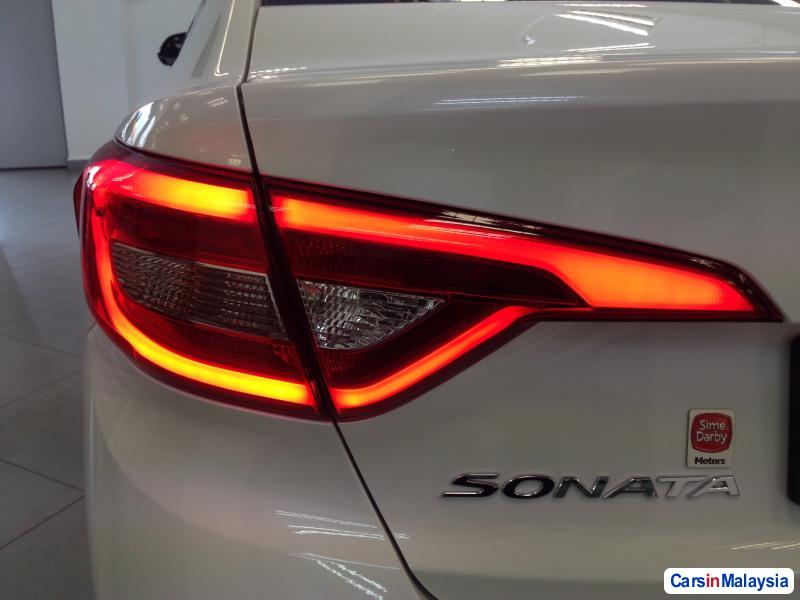 Hyundai Sonata Automatic in Malaysia
