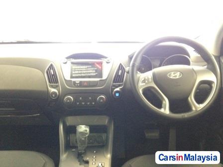 Picture of Hyundai Tucson Automatic in Selangor