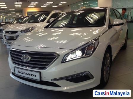 Picture of Hyundai Sonata Automatic in Malaysia