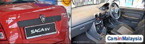 Proton Saga Semi-Automatic