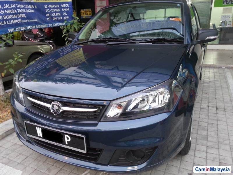 Picture of Proton Saga Automatic 2014