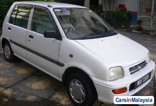 Pictures of Perodua Kancil Manual 1997