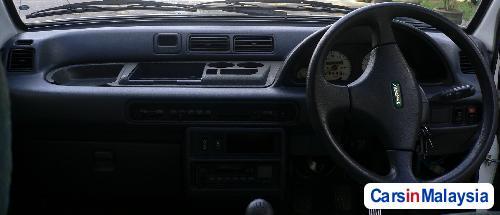 Perodua Kancil Manual 1997 in Malaysia