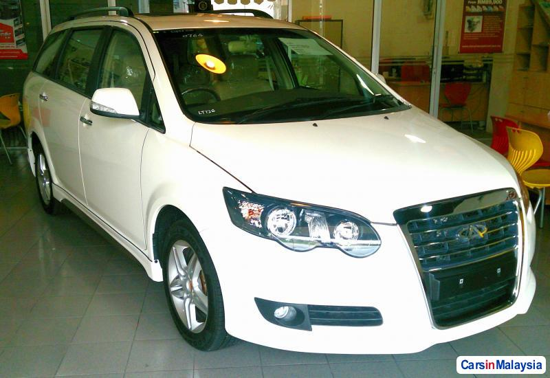 Picture of Chery Eastar Automatic