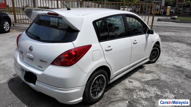 Picture of Nissan Latio Automatic 2009