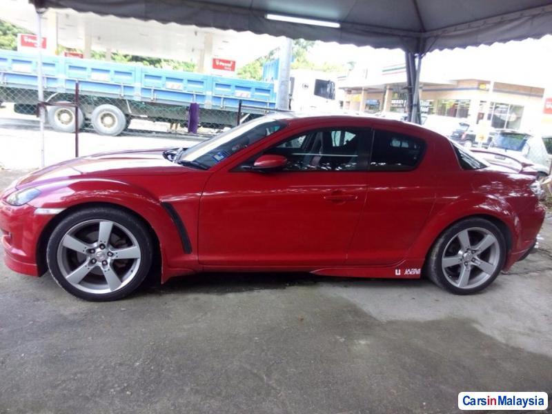 Mazda RX-8 Automatic 2004 in Kuala Lumpur