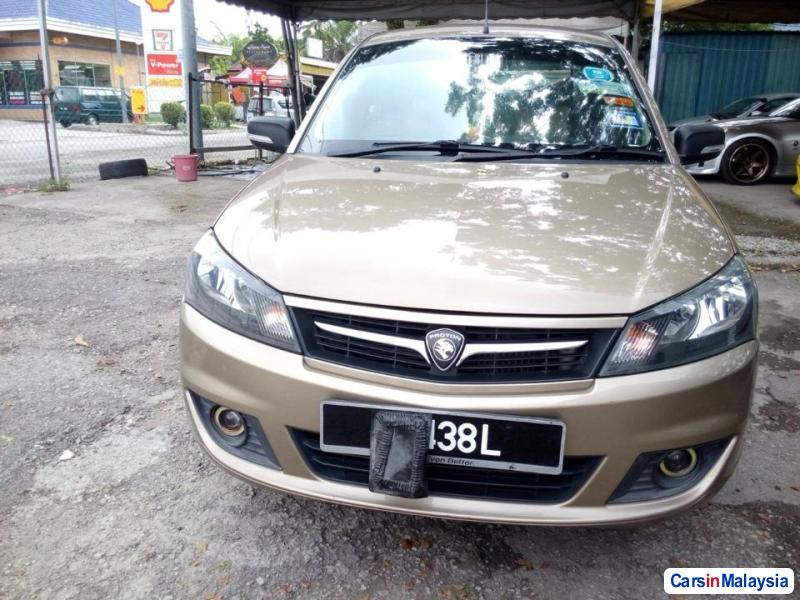 Picture of Proton Saga Automatic 2014 in Malaysia