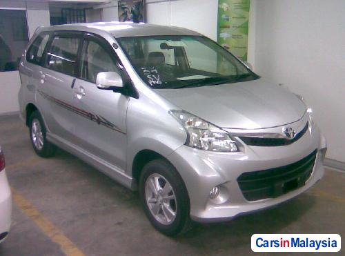 Picture of Toyota Avanza Automatic