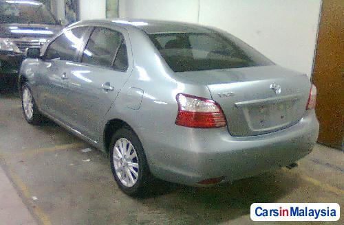 Toyota Vios Automatic 2012