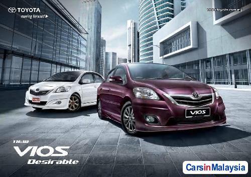 Toyota Vios Automatic 2012 in Kuala Lumpur