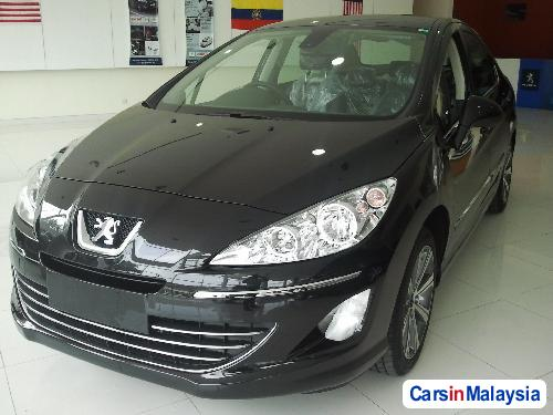 Picture of Peugeot 408 Semi-Automatic