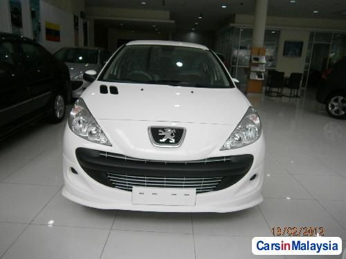 Pictures of Peugeot 207 Semi-Automatic