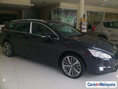Pictures of Peugeot 508 Semi-Automatic