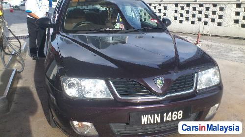 Picture of Proton Waja Automatic 2005