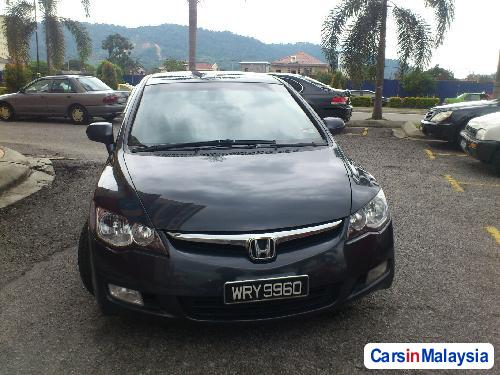 Pictures of Honda Civic Automatic 2008