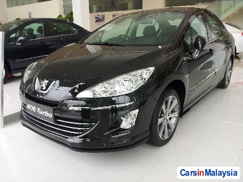 Pictures of Peugeot 408 Semi-Automatic
