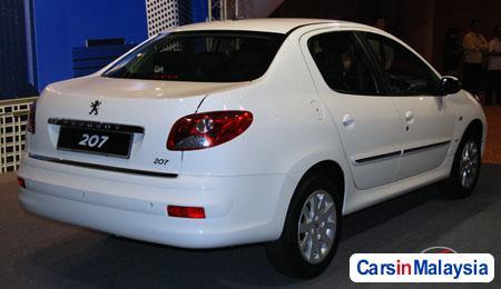 Peugeot 207 Semi-Automatic