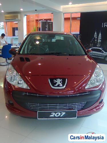 Peugeot 207 Semi-Automatic in Selangor
