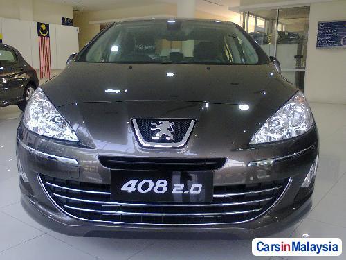 Peugeot 408 Semi-Automatic in Selangor