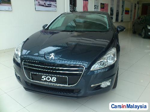 Peugeot 508 Semi-Automatic in Selangor