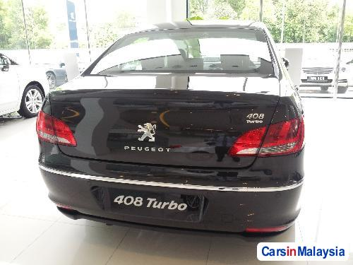 Picture of Peugeot 408 Semi-Automatic in Selangor