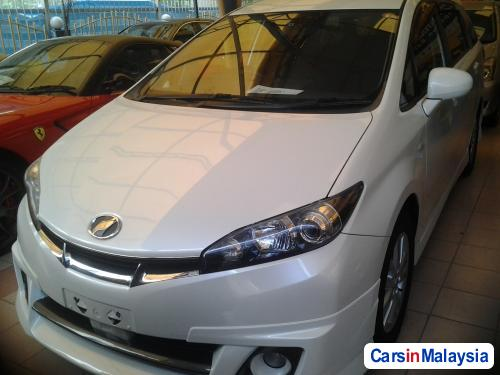 Picture of Toyota Wish Automatic