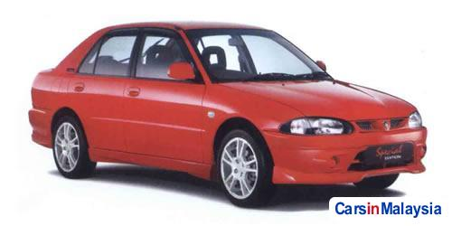 Picture of Proton Wira Manual 2004