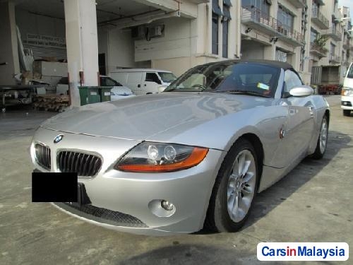 Pictures of BMW Z Automatic 2003