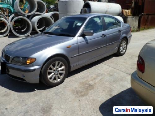 Picture of BMW 3 Series Automatic 2002