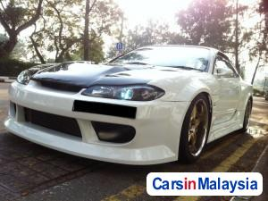 Picture of Nissan Silvia Manual 2002
