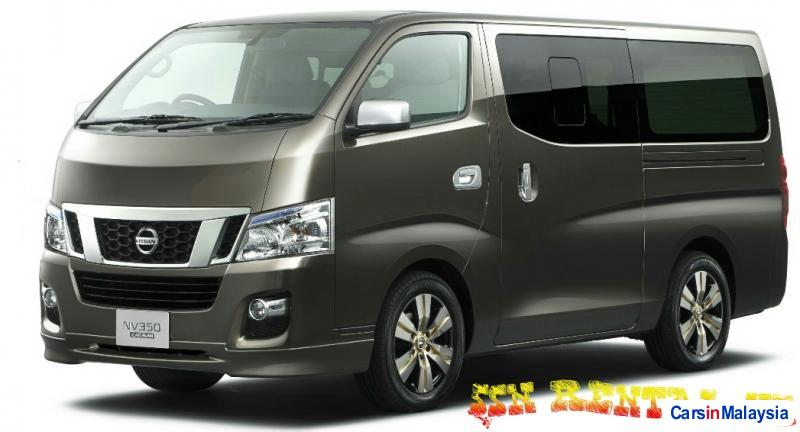 Picture of Nissan Urvan Manual