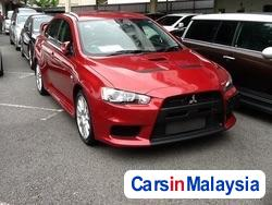 Picture of Mitsubishi Evo Automatic 2011