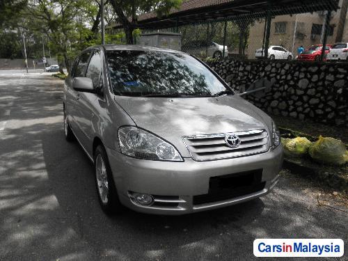 Picture of Toyota Ipsum Automatic 2006