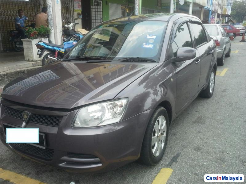 Pictures of Proton Saga Automatic 2010