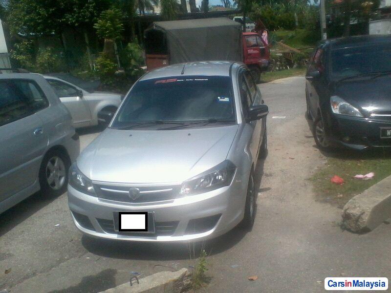 Picture of Proton Saga Automatic 2011