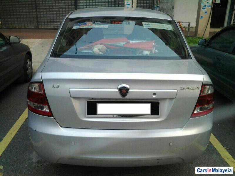 Pictures of Proton Saga Automatic 2009