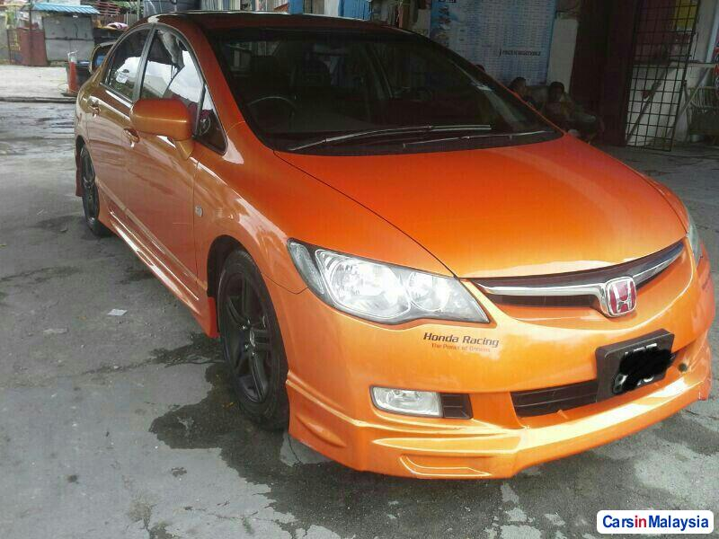 Picture of Honda Civic Automatic 2007