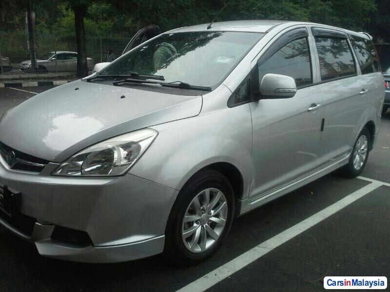Picture of Proton Exora Automatic 2011