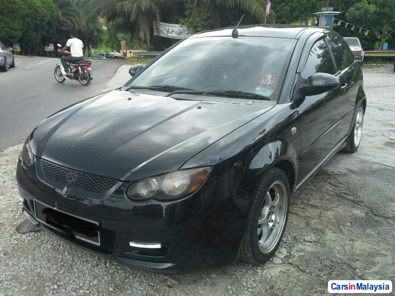 Picture of Proton Satria Automatic 2006