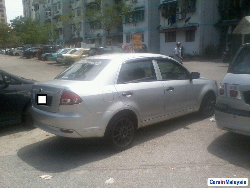 Proton Saga Automatic 2011