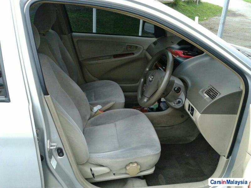 Toyota Vios Automatic 2006