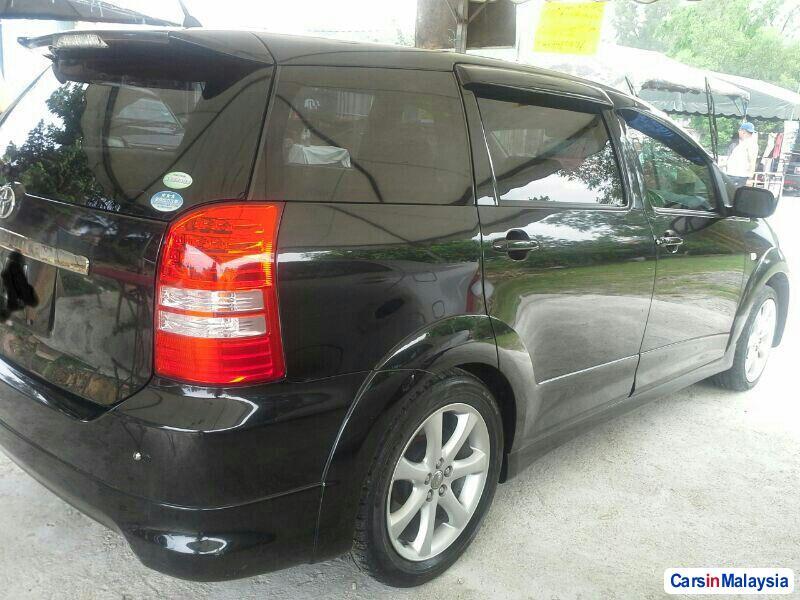 Toyota Wish Automatic 2005 in Malaysia