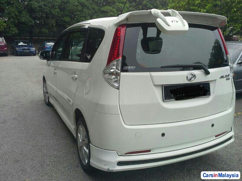 Picture of Perodua Alza Automatic 2011 in Kuala Lumpur