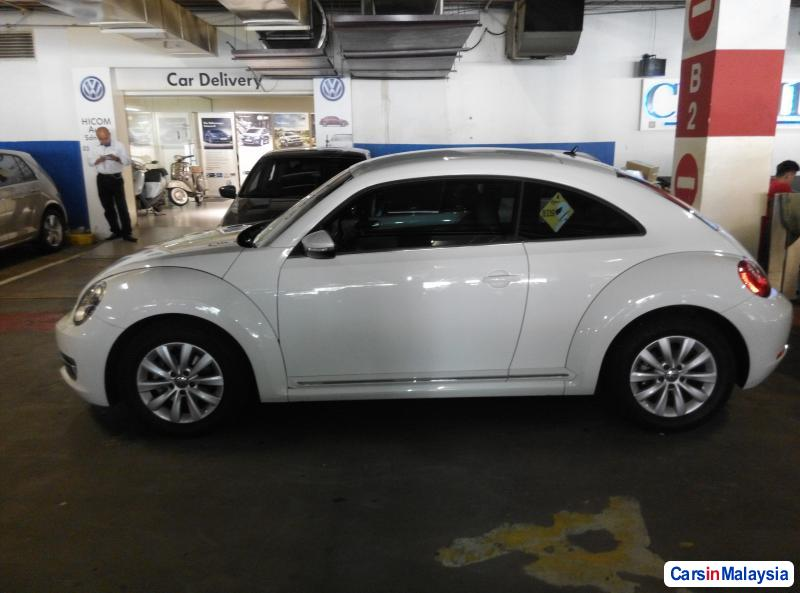Picture of Volkswagen Beetle Automatic 2013 in Kuala Lumpur