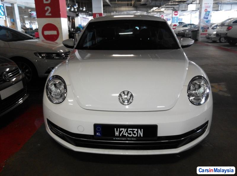 Picture of Volkswagen Beetle Automatic 2013 in Malaysia