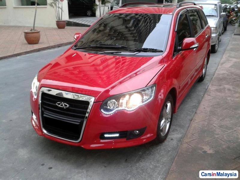 Pictures of Chery Eastar Semi-Automatic