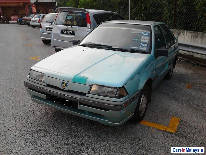 Picture of Proton Iswara Manual 1999