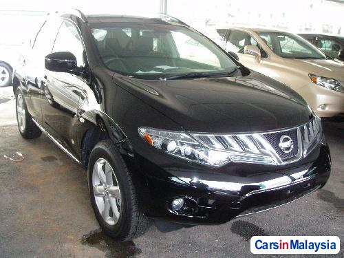 Picture of Nissan Murano Automatic 2009